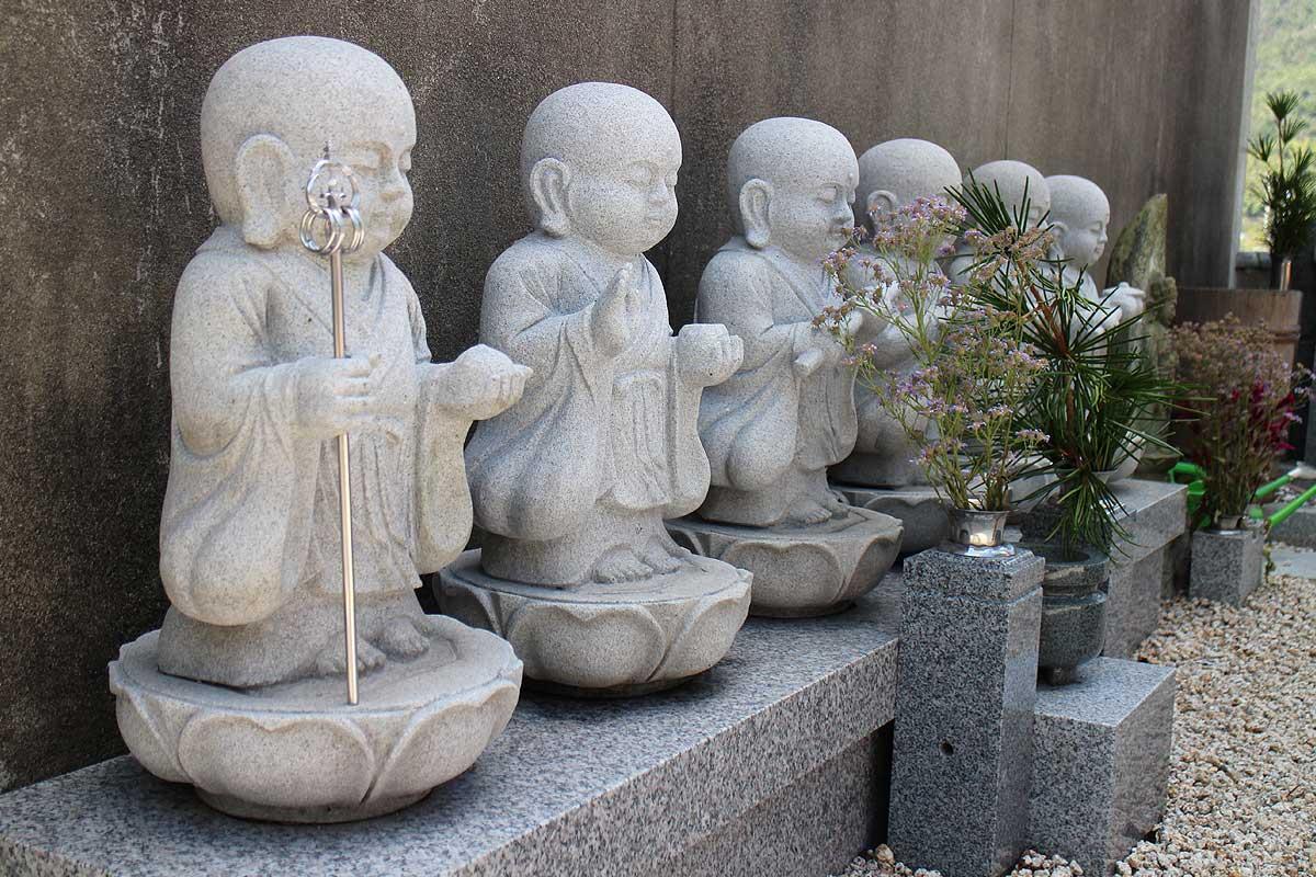 姫路の永代供養・福壽院庭