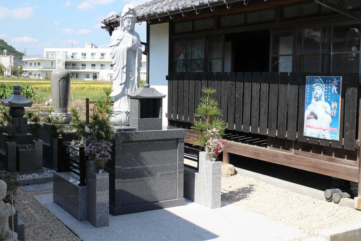 姫路の永代供養・福壽院本堂